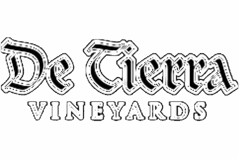 De Tierra Vineyards Logo