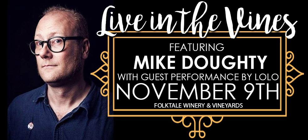 Live In The Vines Mike Doughty