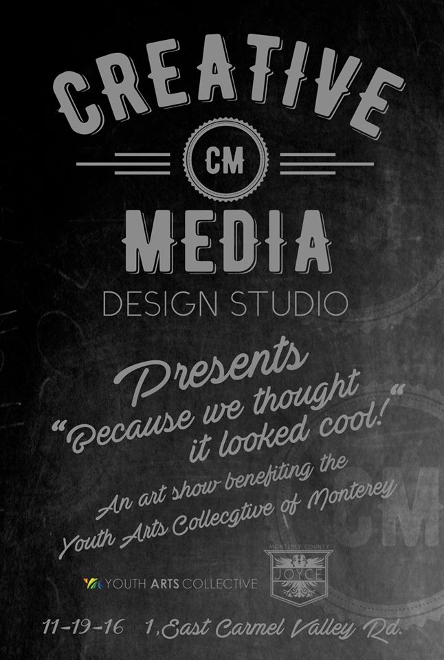Creative Media Because we Thought it Looked Cool