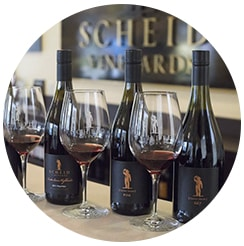 Scheid Vineyards Back To Earth