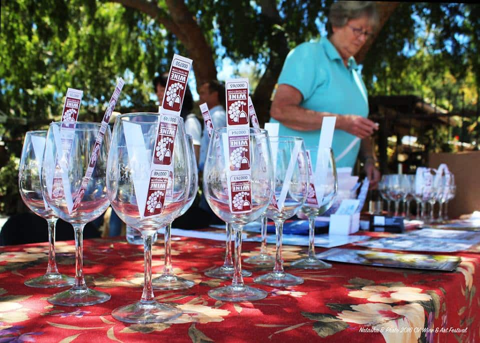 13th Carmel Valley Art And Wine Celebration
