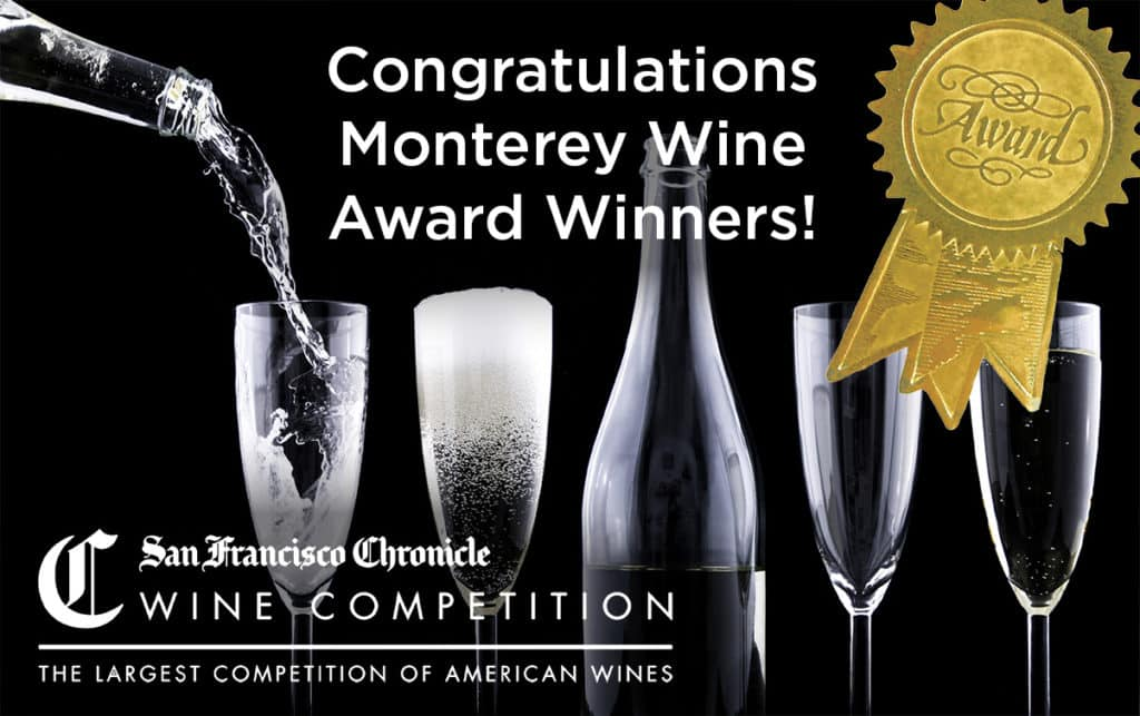 SF Chronicle Wine Competition 2017 Monterey Winners