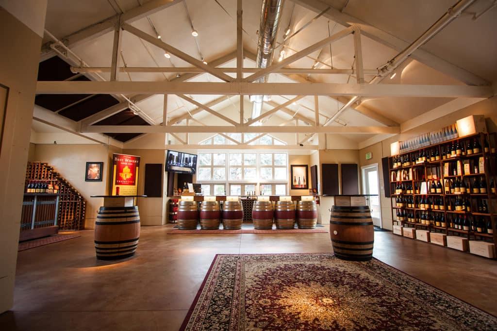 Testarossa Winery Monterey County Vintners And Growers