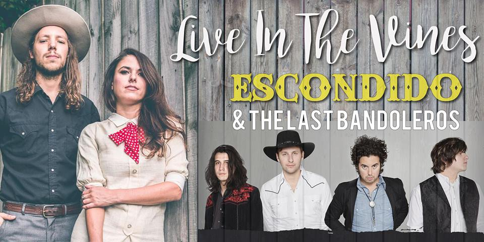 Folktale Winery Music Live In The Vines The Last Bandoleros