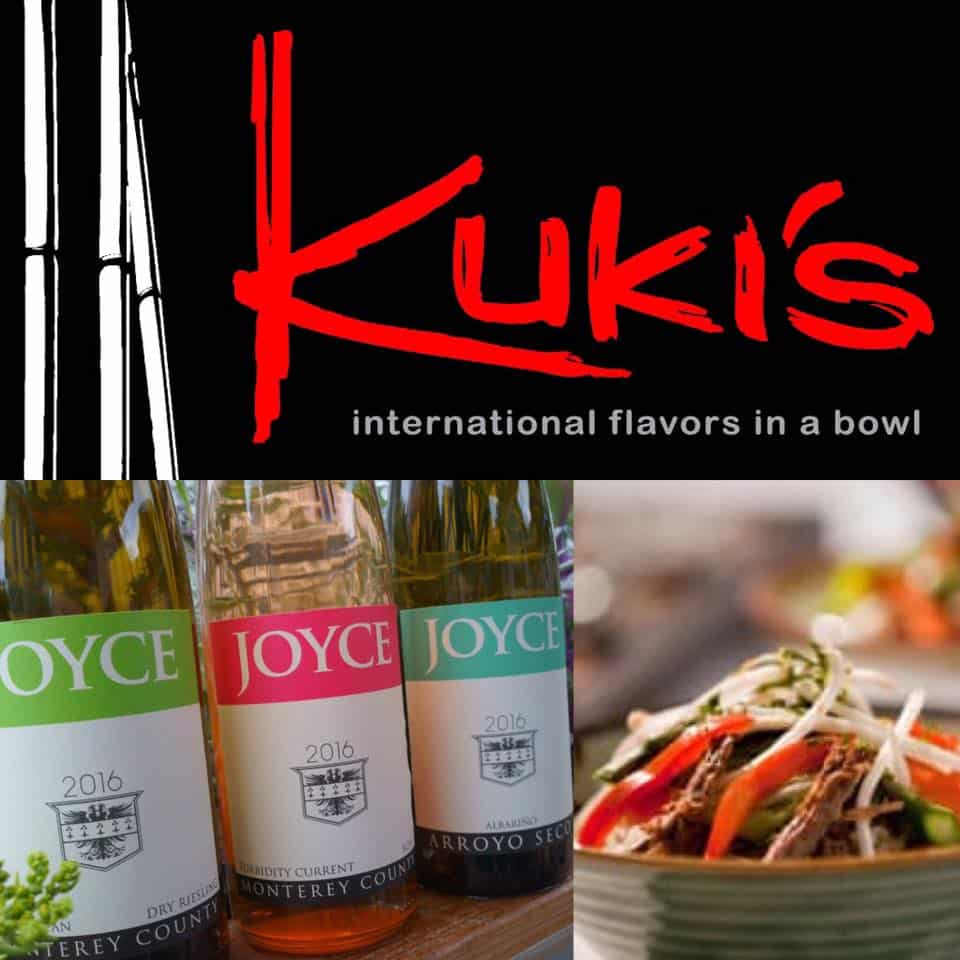 Joyce Vineyards Kuki's Food Truck Carmel Valley