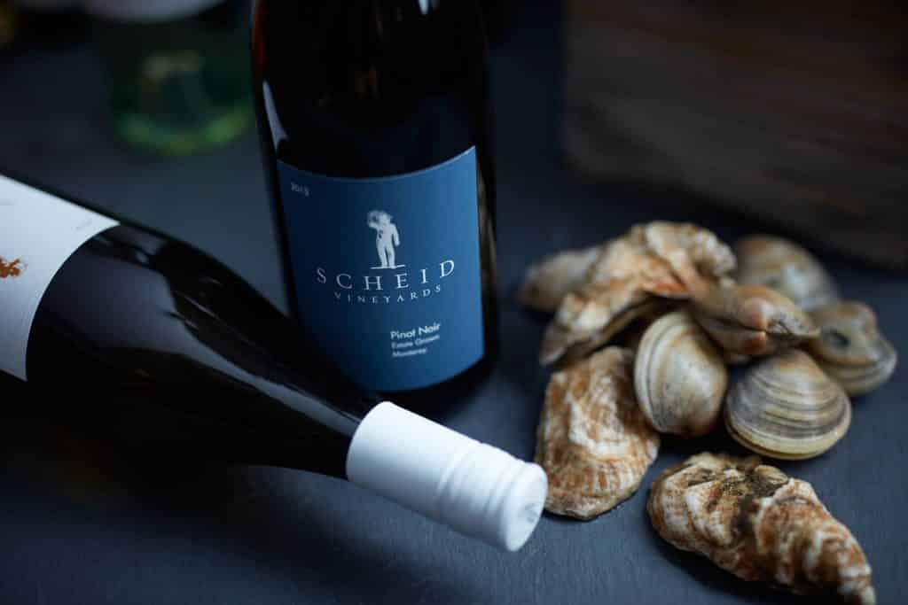 Scheid Vineyards Clambake Carmel Beach