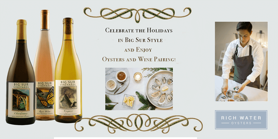 Big Sur Vineyards Holiday Party 2017