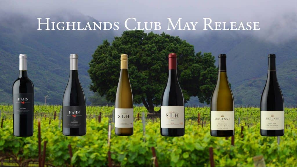 Hahn Family Wines Highlands Club 2018