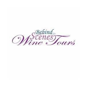 Behind The Scenes Wine Tours Logo