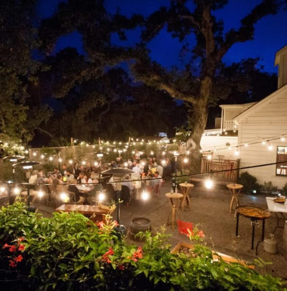 Cima Collina's Summer Solstice Founders' Dinner