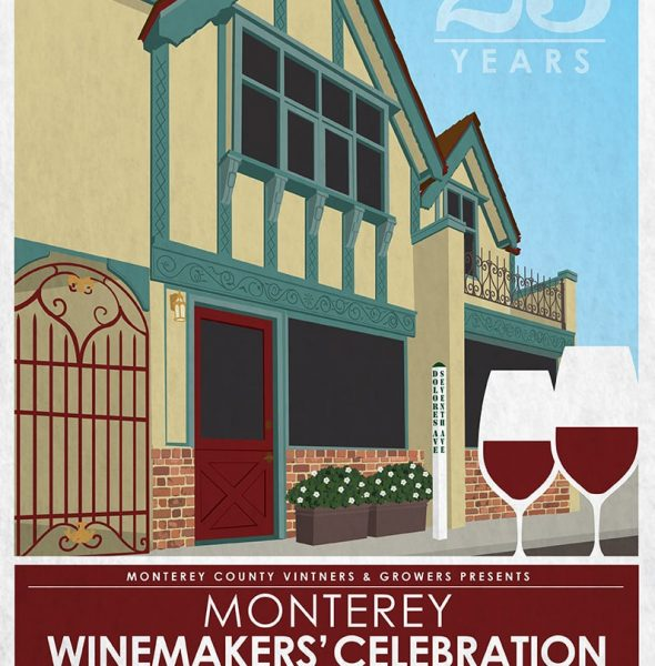 25th Anniversary Monterey Winemakers' Celebration