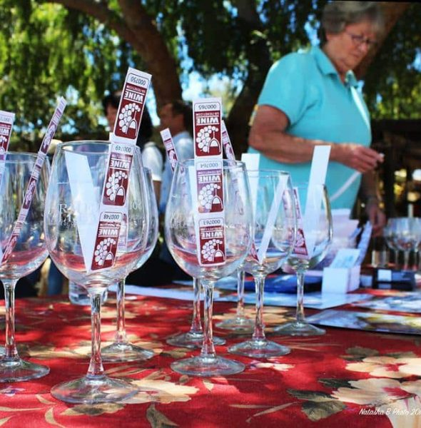 14th Annual Carmel Valley Art & Wine Celebration