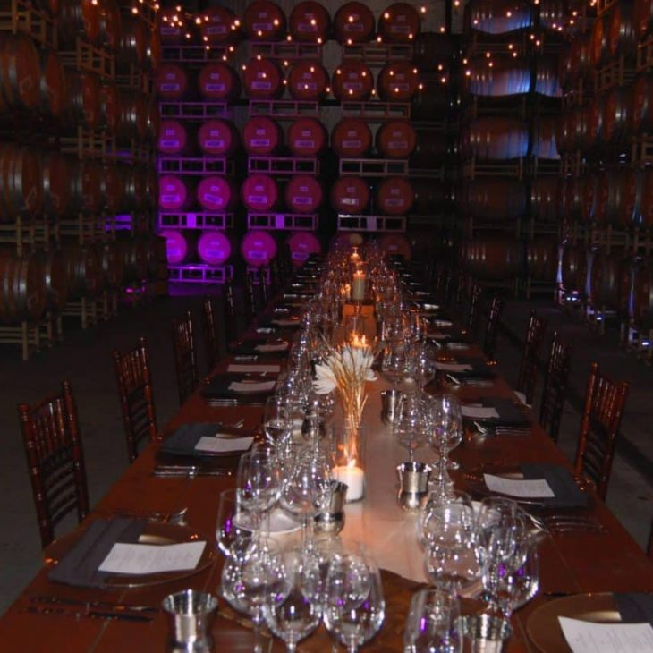 Hahn Family Wines: Founder's Winemaker Dinner