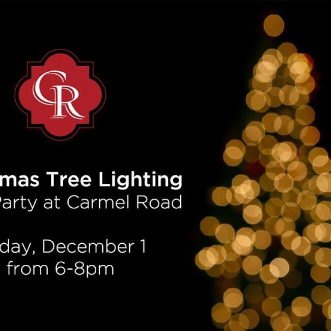 Christmas Tree Lighting After Party