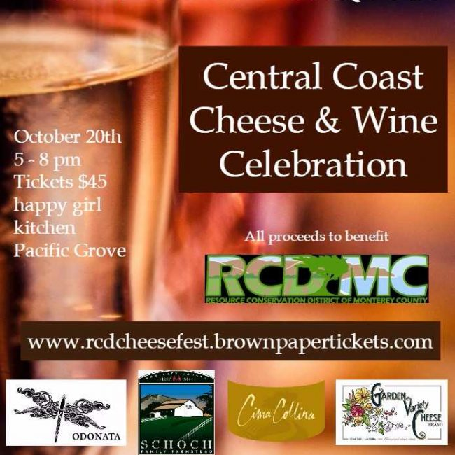 Central Coast Cheese and Wine Celebration