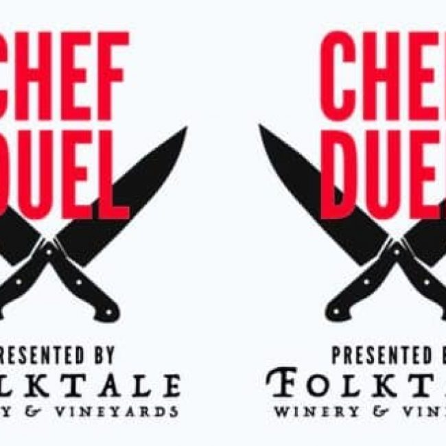 "Folktale Winery's ""Chef Duel"" – Final Round – SOLD OUT"