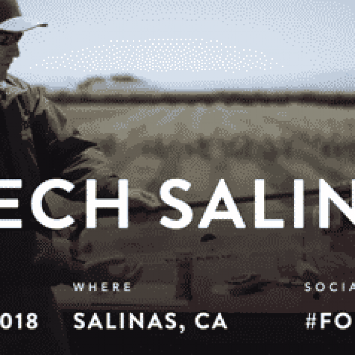FORBES AG TECH SUMMIT & MONTEREY WINES REGIONAL RECEPTION