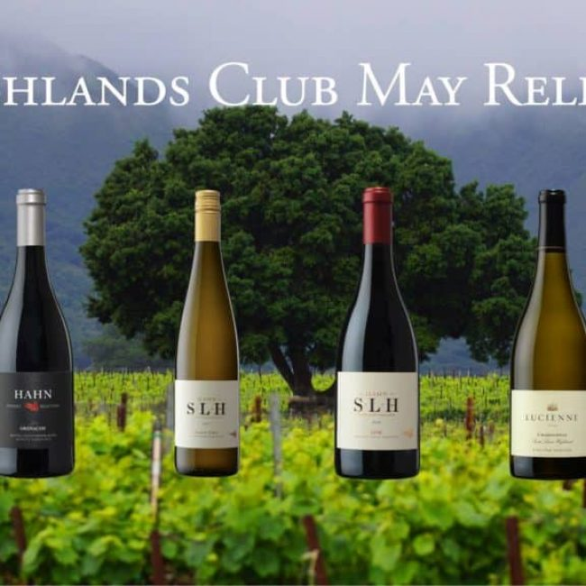 May Highlands Wine Club Release