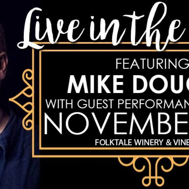 Folktale Winery's Live in the Vines: Mike Doughty