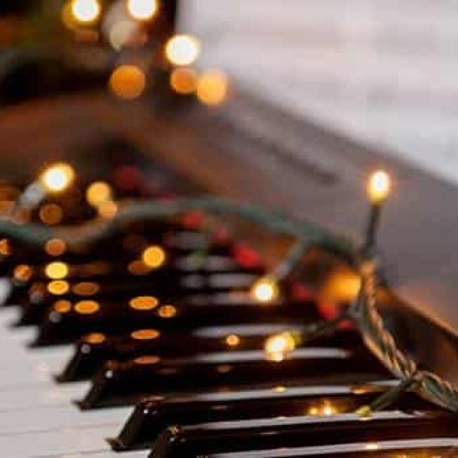 Under the Influence of the Holidays Concert at Folktale Winery