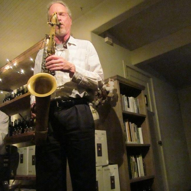 Live Jazz at Pierce Ranch Featuring Stu Reynolds Saxtet
