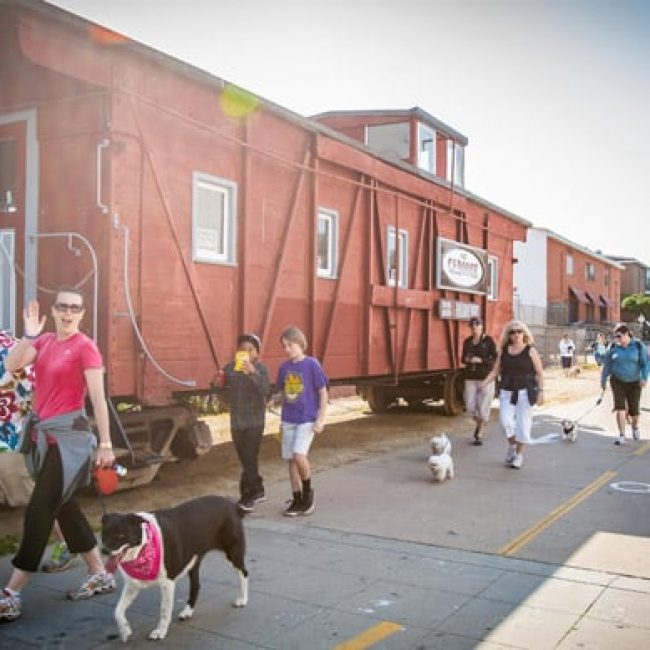 SPCA for Monterey County's 22nd Wag n' Walk feat. Cima Collina wines