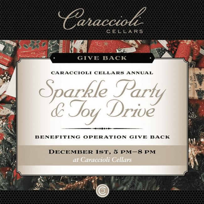 Annual Sparkle Party & Toy Drive