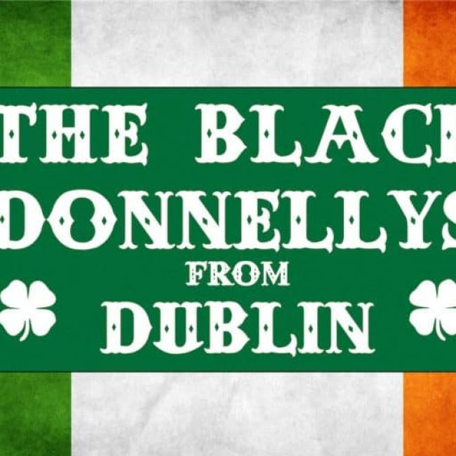 The Black Donnelly's in Concert