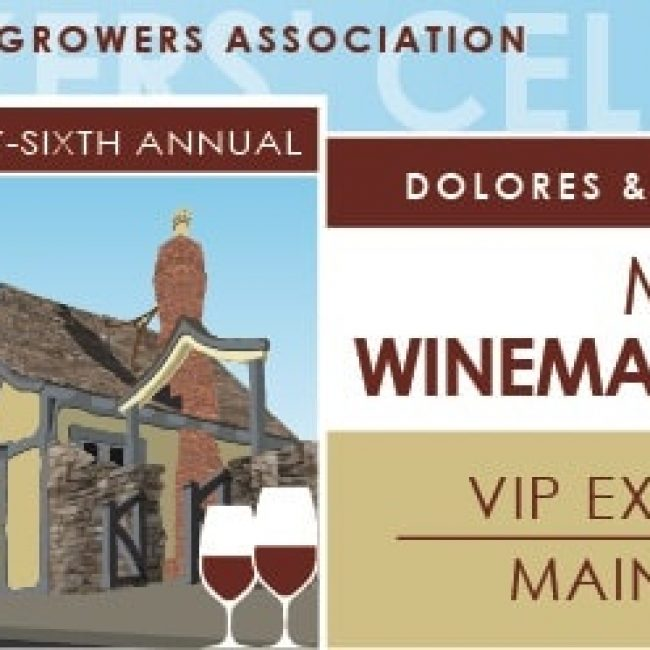 26th Annual Monterey Winemakers' Celebration