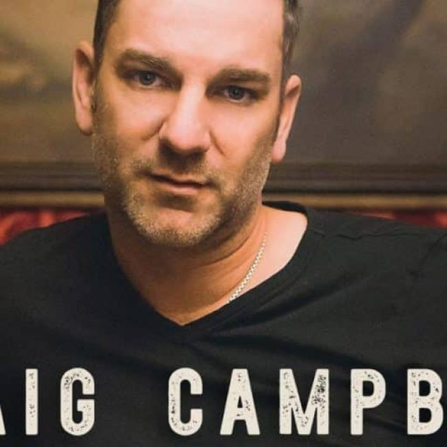 Wine Country Concert Series: Craig Campbell