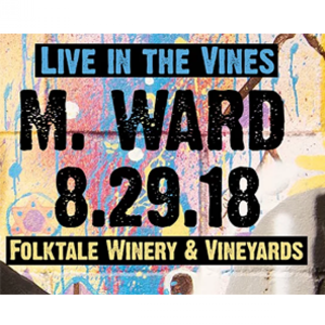 Live in the Vines: M. Ward